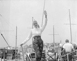 Grace Kelly w Cannes