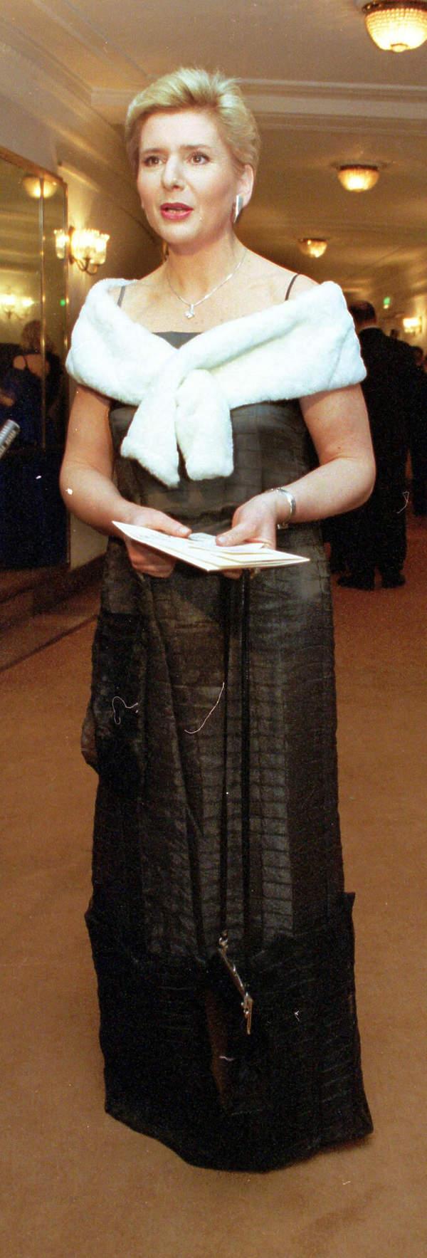 Grażyna Bukowska, 2001 rok