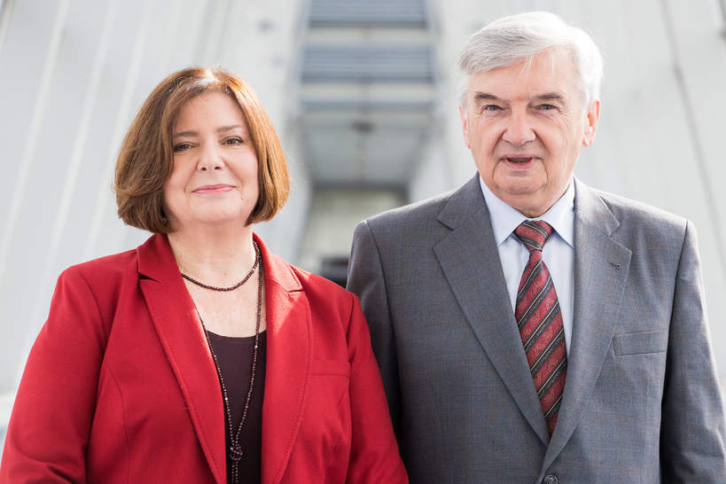 Grazyna Bukowska i Tadeusz Sznuk, Grażyna Bukowska, 2015 rok