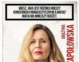 Grażyna Szapołowska, Botoks, nowy film Patryka Vegi