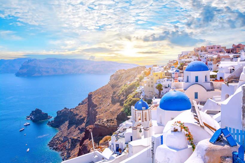 Grecja, majówka 2021