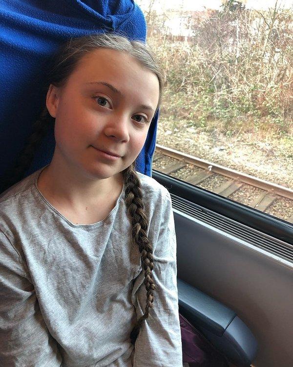 Greta Thunberg, szesnastolatka nominowana do Nagrody Nobla