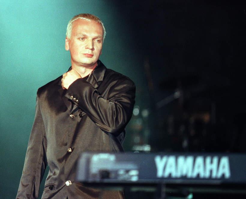 Grzegorz Ciechowski, 1999