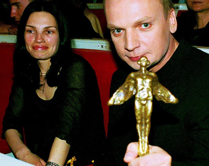 Grzegorz Ciechowski i Anna Skrobiszewska, 1999 rok