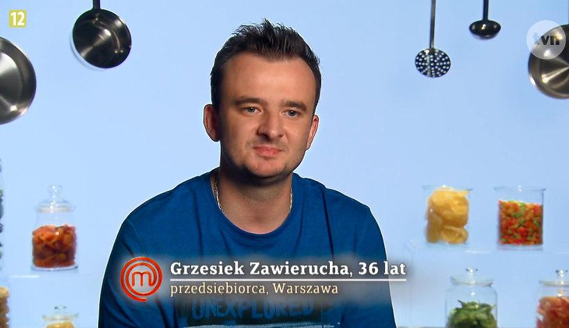 Grzegorz Zawierucha, Masterchef