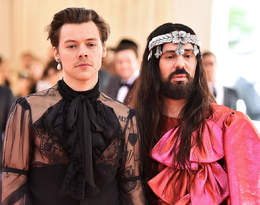 Gucci zamiast pokazu kolekcji wyprodukował serial! Wystąpią w nim Harry Styles i Billie Eilish