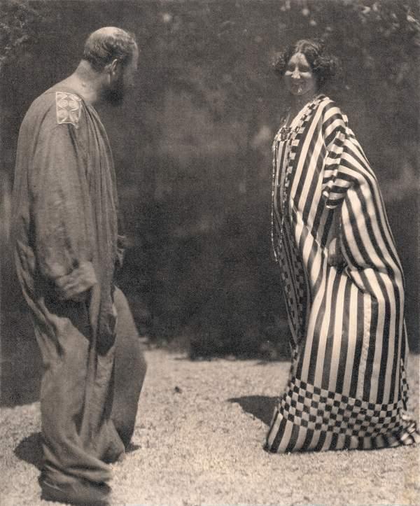 Gustav Klimt i Emilie Flöge
