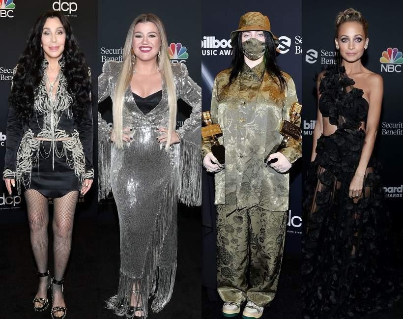 gwiazdy-na-billboard-music-awards-2020-billie-eilish-kelly-clarkson-cher-lizzo-i-wiele-innych