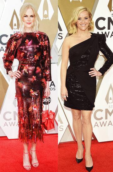 gwiazdy na gali CMA Awards 2019