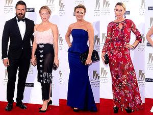 Gwiazdy na gali Festiwalu Filmowego w Gdyni Gwiazdy na gali Festiwalu Filmowego w Gdyni