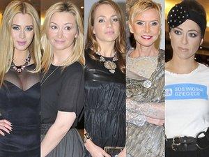 Gwiazdy na gali Gwiazdy Dobroczynności 2012