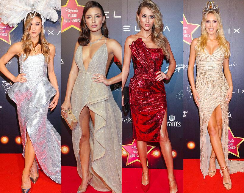 gwiazdy na imprezie Plejady w stylu Las Vegas 2019