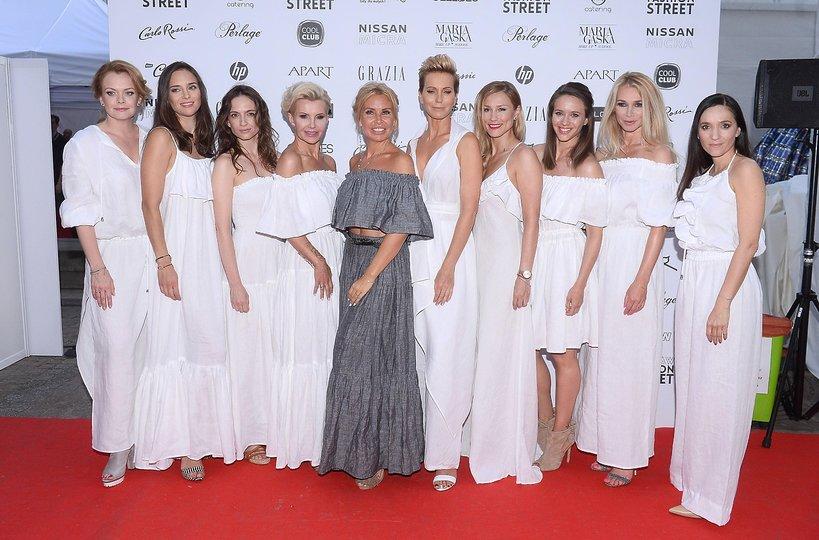 Gwiazdy na Warsaw Fashion Street 2017