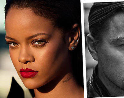 Gwiazdy single: Rihanna, Leonardo DiCaprio, Scarlett Johansson