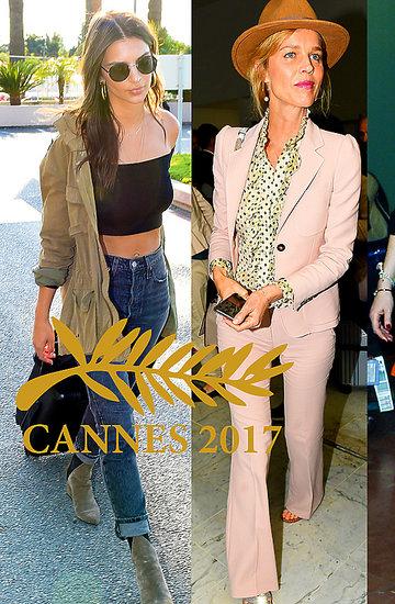 Gwiazdy w Cannes duże
