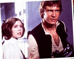 """""""Czterdzieści lat później podaję wam prawdę. Kochałam go, a on na to pozwalał"""". Carrie Fisher szczerze o romansie z Harrisonem Fordem!"""
