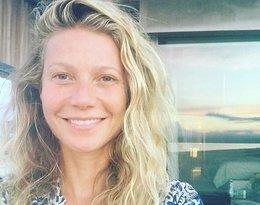 Gwyneth Paltrow bez makijażu