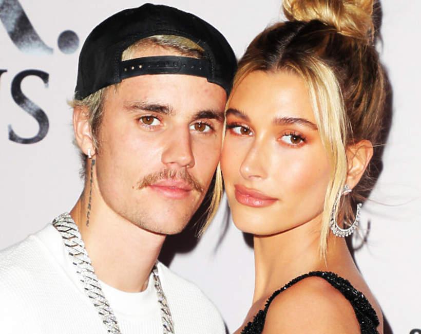 Hailey Bieber, Justin Bieber, 2020