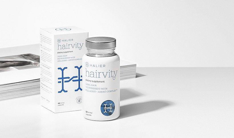 Halier Hairvity