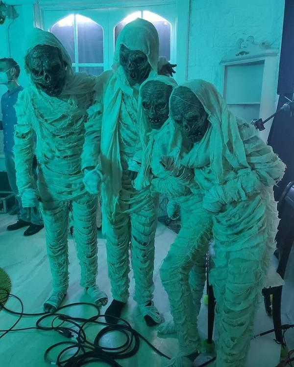 Halloween 2020 u Heidi Klum