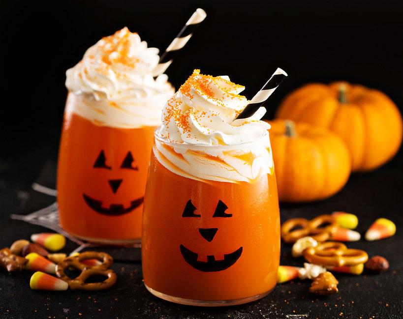 halloween drinki