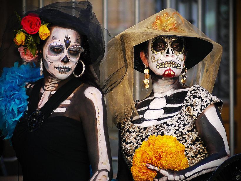 Halloween w Meksyku