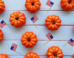 Dynia nie zawsze była symbolem Halloween? Sprawdź, jak święto obchodzą Amerykanie!
