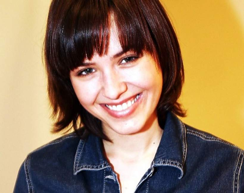 Hania Stach, 2004 rok