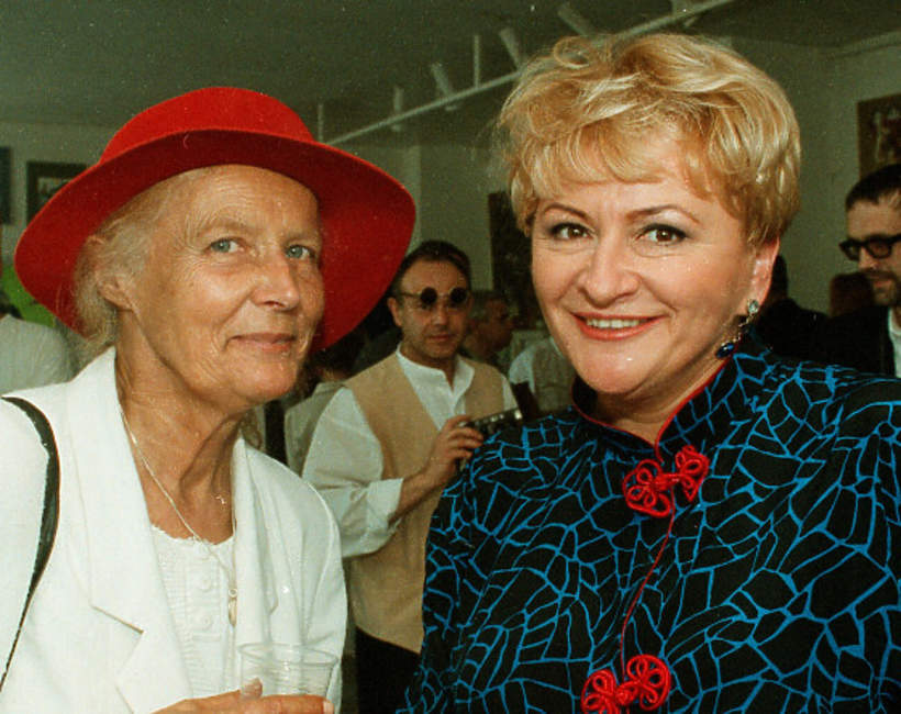 Hanna Bakuła, Agnieszka Osiecka