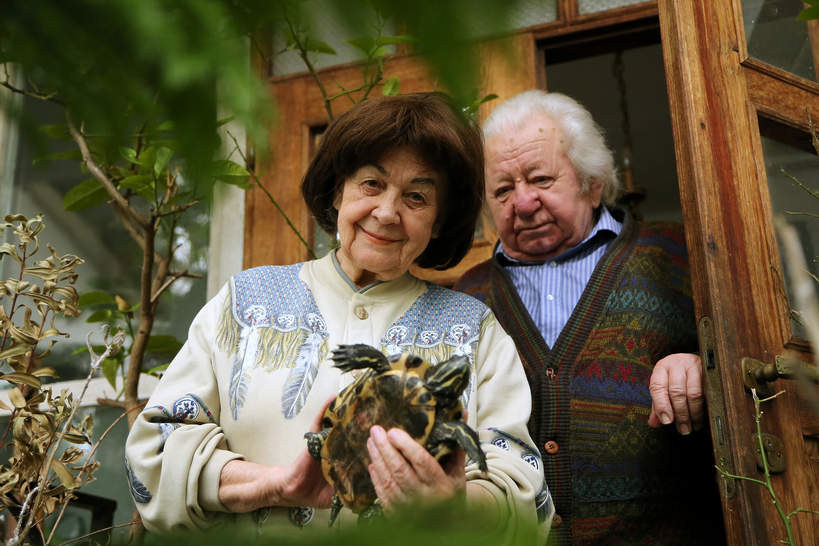 Hanna Gucwińska, Antoni Gucwiński