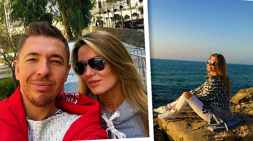 Hanna Lis i Łukasz Jemioł w Izraelu