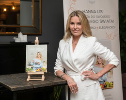 "Hanna Lis, premiera książki ""Mój świat na talerzu"""