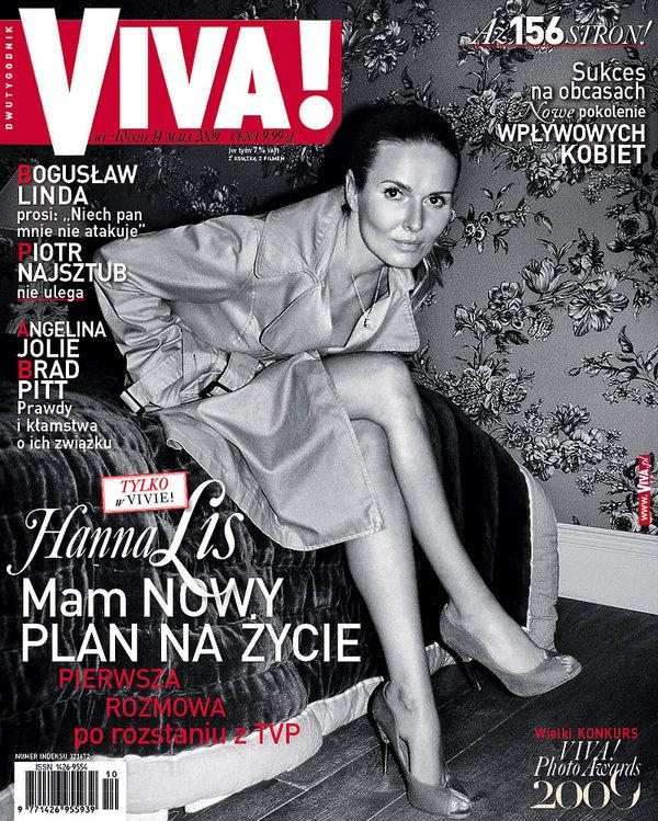 Hanna Lis, Viva! maj 2009