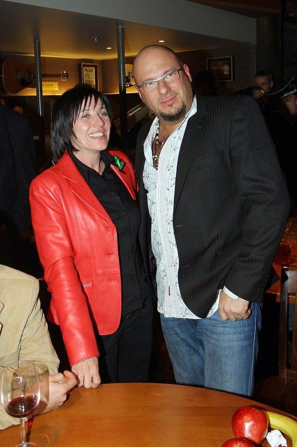 Hanna Śleszyńska i Piotr Gąsowski, 2007 rok