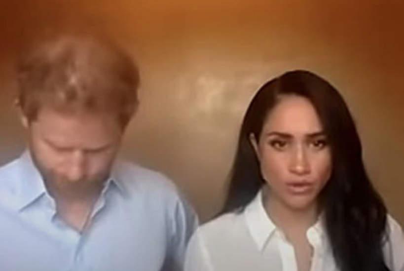 Harry i Meghan mowa ciała 2020