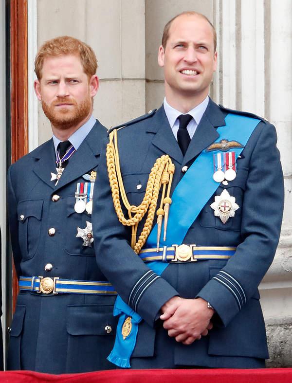 Harry i William pogodzą się