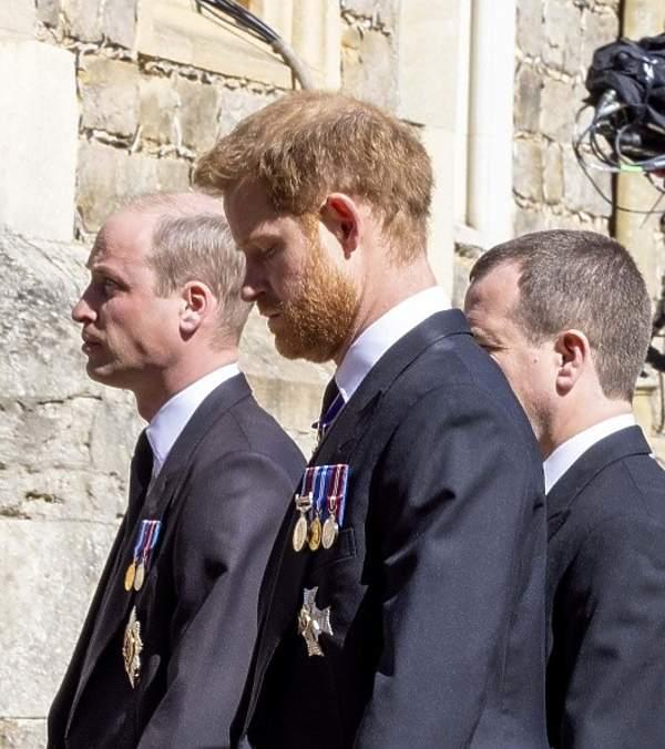harry i William pogodzili sie