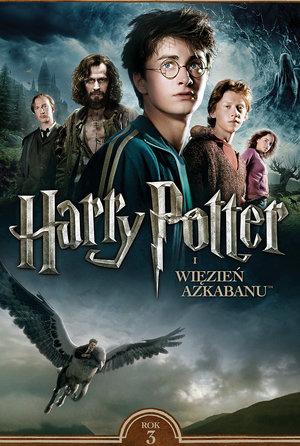 Harry Potter i Więzień Azkabanu. Plakat filmu. Galapagos Films