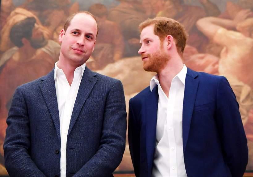 Harry, William