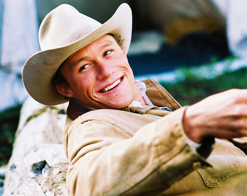 Heath Ledger, Tajemnica Brokeback Mountain