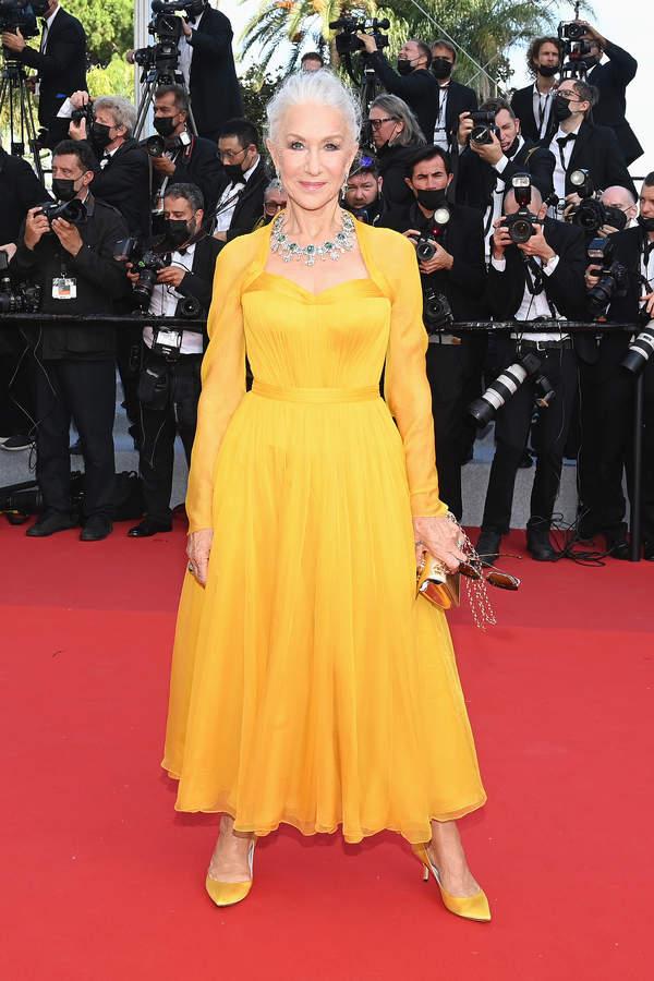 Helen Mirren, Cannes 2021
