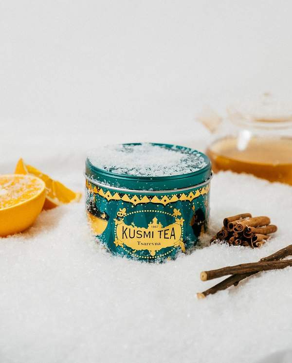Herbata Kusmi Tea w Fabryka Form