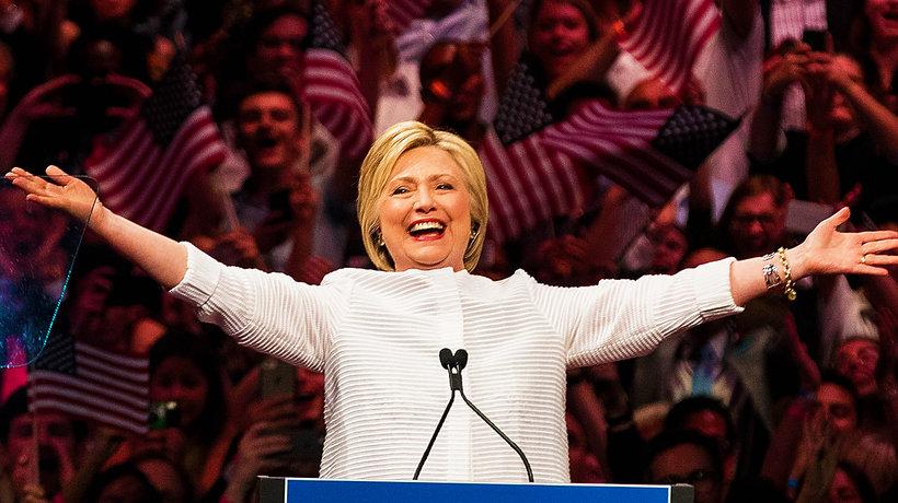 Hillary Clinton MT