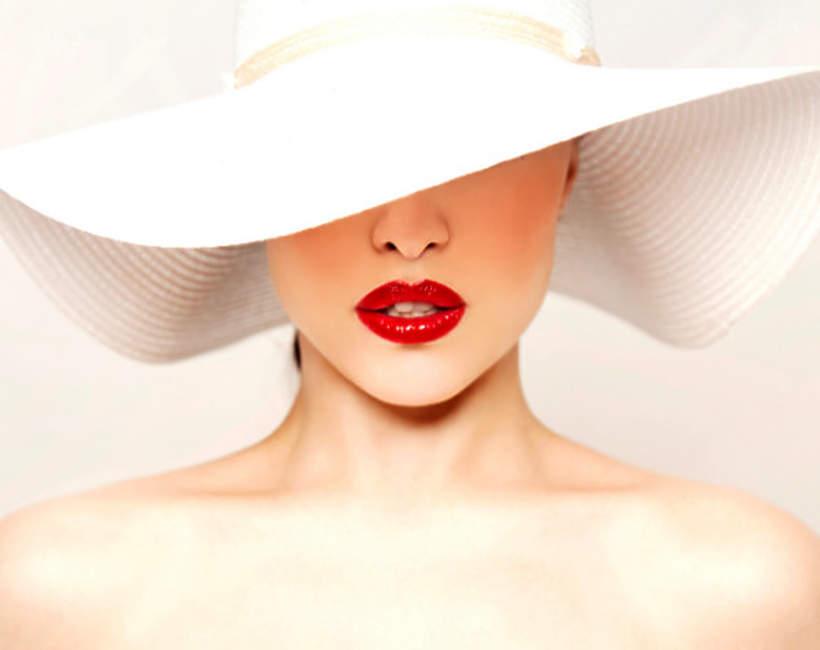 Historia czerwonej szminki