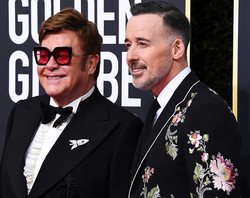 Historia miłości Eltona Johna i Davida Furnisha
