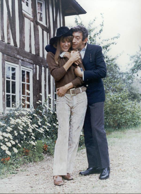 Historia miłości Jane Birkin i Serge'a Gainsbourg'a