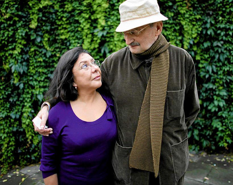 Historia miłości Sławomira Mrożka i Susany Osorio