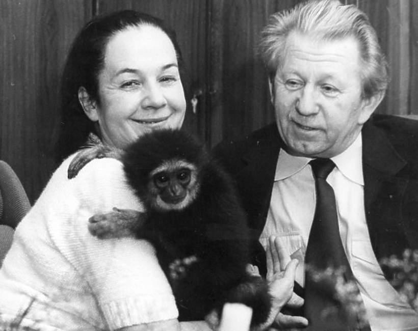 Historia związku Hanny i Antoniego Gucwińskich