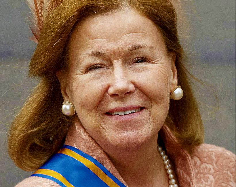 Holenderska księżniczka Cristina