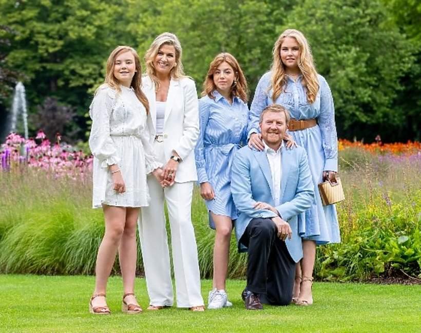 holenderska rodzina królewska